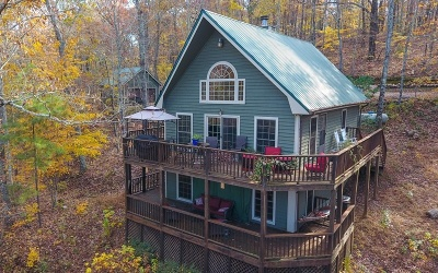 Ellijay Single Family Home For Sale: 175 Quarter Circle