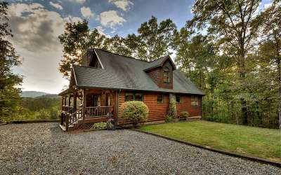 Blue Ridge Single Family Home For Sale: 181 Sugar Mountain Rd
