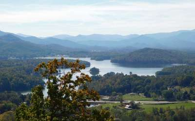 Hayesville Residential Lots & Land For Sale: Lt 9 Bell Lake View