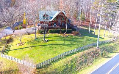 Hayesville Single Family Home For Sale: 28 Black Oak Drive