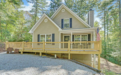 Ellijay Single Family Home For Sale: 931 Fir Lane