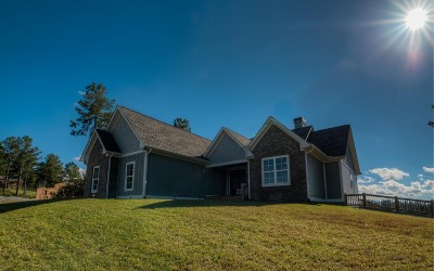 Blairsville Single Family Home For Sale: 949 Ridge Pointe Way