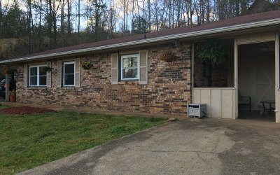 Hayesville Single Family Home For Sale: 238 Town Mountain Rd