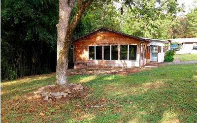 Blairsville Single Family Home For Sale: 205 Chastain Road