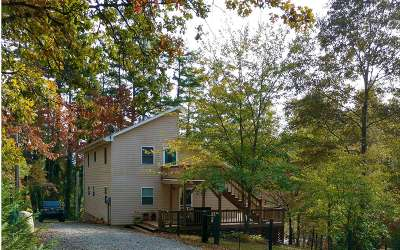 Hayesville Single Family Home For Sale: 024 Scenic View Lane