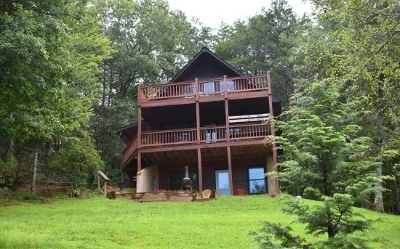 Blue Ridge Single Family Home For Sale: 70 Mountain Lake Circle