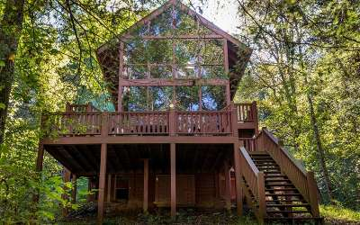 Ellijay Single Family Home For Sale: 39 Mystic Court