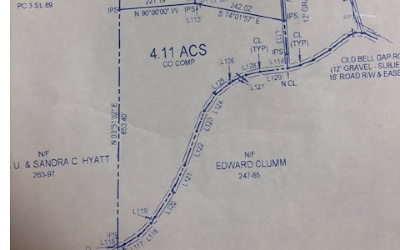 Brasstown Residential Lots & Land For Sale: Pine Log Church Rd