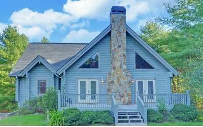 Blairsville Single Family Home For Sale: 49 Chinquapin Place
