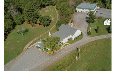 Hiawassee Commercial For Sale: 423 Scataway Rd