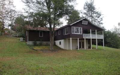 Hayesville Single Family Home For Sale: 55 Chatuge Hills Dr