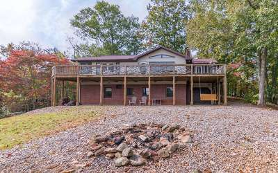Blairsville GA Single Family Home For Sale: $379,900