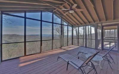 Ellijay Single Family Home For Sale: 1074 Walnut Ridge