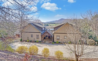 Hiawassee Single Family Home For Sale: 2003 Bend Of The River