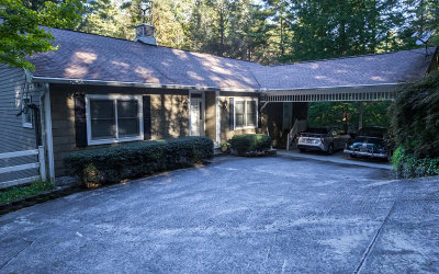 Rabun County Single Family Home For Sale: 4896 Hwy 441 South