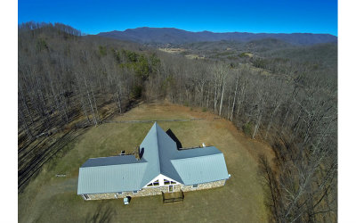 Hayesville Single Family Home For Sale: 408 Gnatty Rd