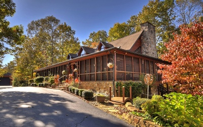 Blue Ridge Single Family Home For Sale: 982 Mountain Tops
