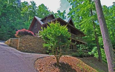 Blue Ridge Single Family Home For Sale: 91 Whispering Lake Way