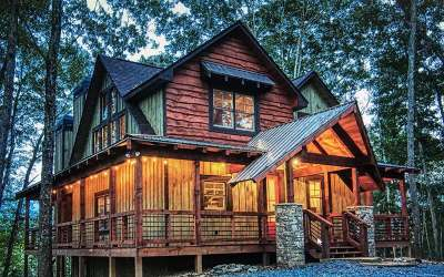 Blue Ridge Single Family Home For Sale: Lot20 Toccoa Preserve