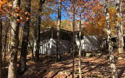 Hiawassee Single Family Home For Sale: 279 Gander Gap Road