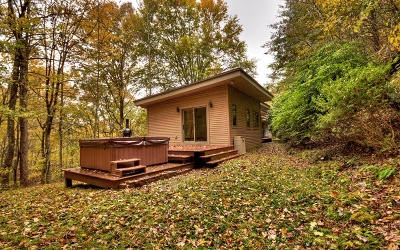 Suches Single Family Home For Sale: 157 Brown Mountain Trail