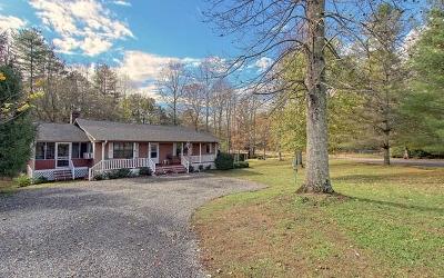 Blairsville Single Family Home For Sale: 1679 E John Smith Road