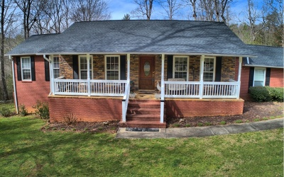 Blue Ridge Single Family Home For Sale: 21 Pine Grove Rd