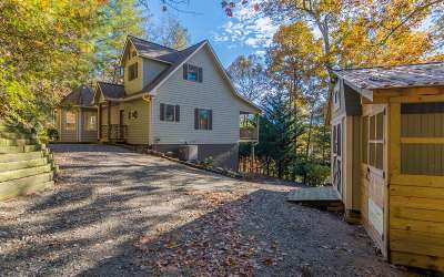 Blue Ridge Single Family Home For Sale: 165 Amelia Lane