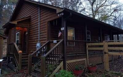 Blue Ridge Single Family Home For Sale: 524 Meadow Creek Way