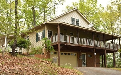 Cherokee County Single Family Home For Sale: 1232 Underwood Hill Road