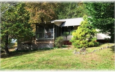 Murphy NC Single Family Home For Sale: $85,000