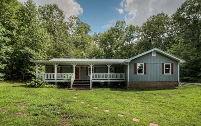 Single Family Home For Sale: 604 Hensley Way