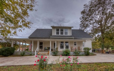 Cherokee County Single Family Home For Sale: 1572 Main Street