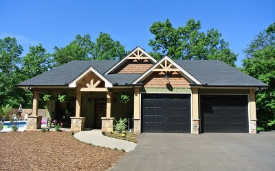 Blue Ridge Single Family Home For Sale: 2483 Mountain Tops Road