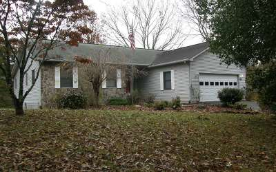 Hayesville Single Family Home For Sale: 282 Chatuge Lane