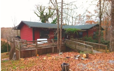 Blairsville Single Family Home For Sale: 640 Paul Nicholson Road