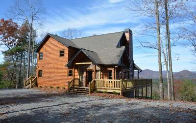 Blue Ridge Single Family Home For Sale: 9 Quail Hollow