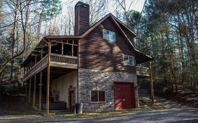 Ellijay Single Family Home For Sale: 120 Summit St