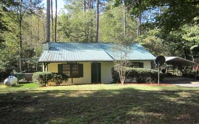 Ellijay Single Family Home For Sale: 129 Indigo Drive