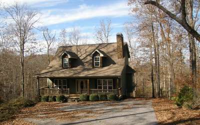 Hiawassee Single Family Home For Sale: 711 Bear Run
