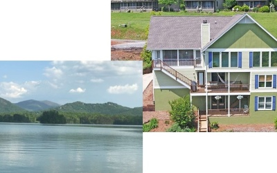 Hayesville Single Family Home For Sale: 113 Tranquil Cove Road