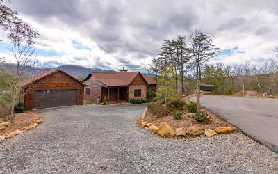 Mineral Bluff Single Family Home For Sale: 57 Camden Way