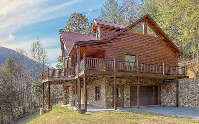 Hiawassee Single Family Home For Sale: 1269 Owl Creek Rd