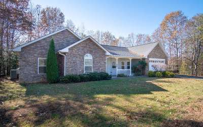 Hiawassee Single Family Home For Sale: 402 Admirals Point