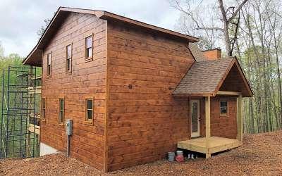 Blue Ridge Single Family Home For Sale: Lt23 Blackberry Creek