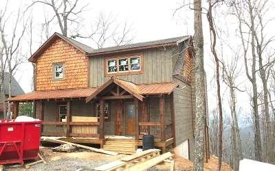 Ellijay Single Family Home For Sale: M188 Walnut Ridge