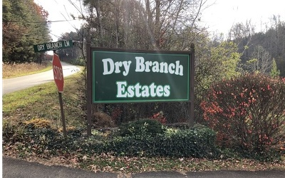 Residential Lots & Land For Sale: Lot 3 Dry Branch Estates