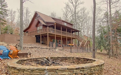 Blairsville Single Family Home For Sale: 99 Maple Springs Road