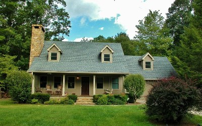 Hiawassee Single Family Home For Sale: 2181 Big Pine Drive