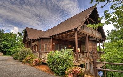 Blue Ridge Single Family Home For Sale: 530 Deercrest Overlook